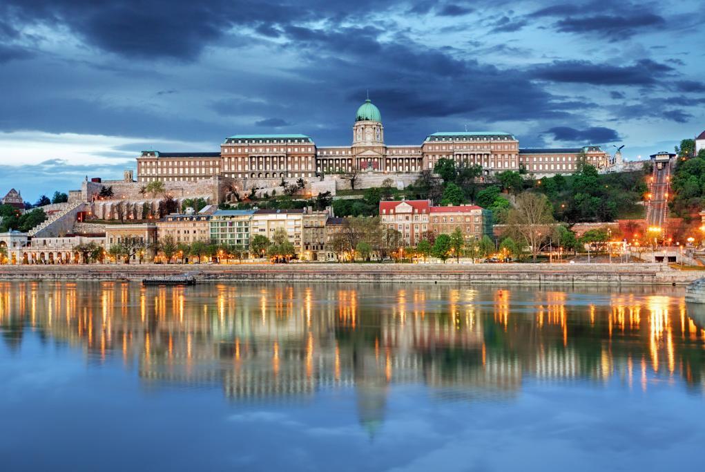 Palacio Real - Budapest