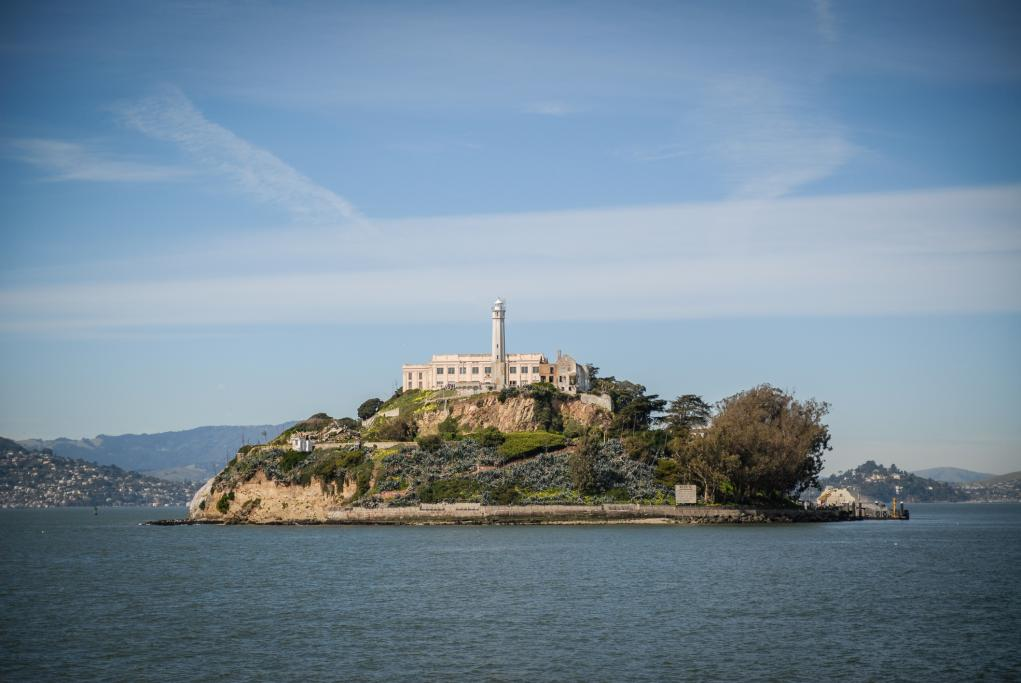 Isla de Alcatraz - San Francisco