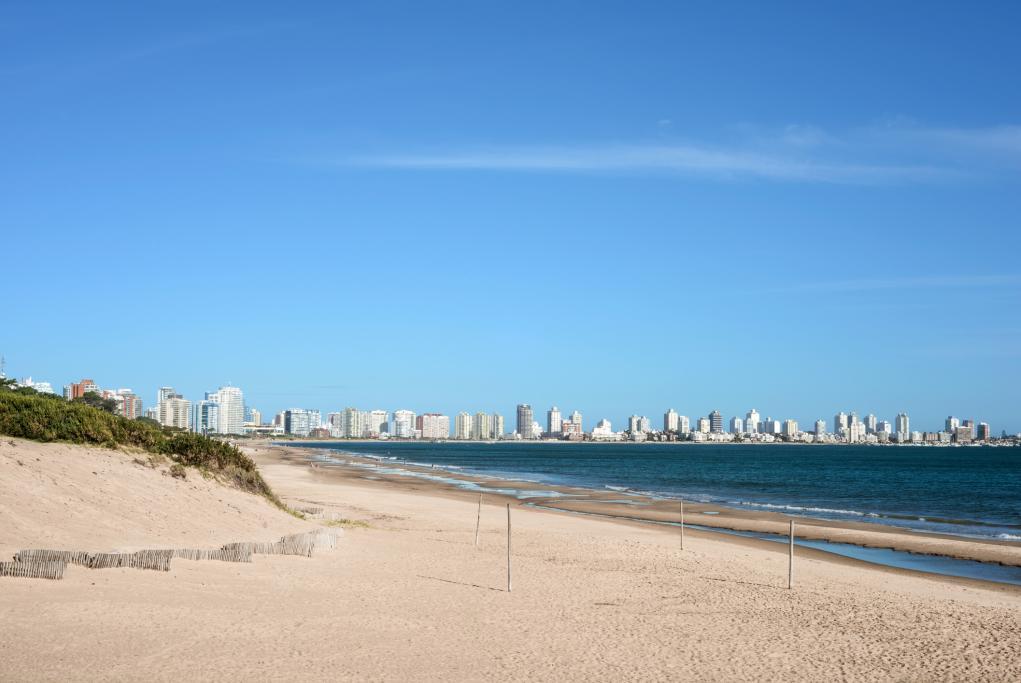 Playa La Barra - Punta del Este