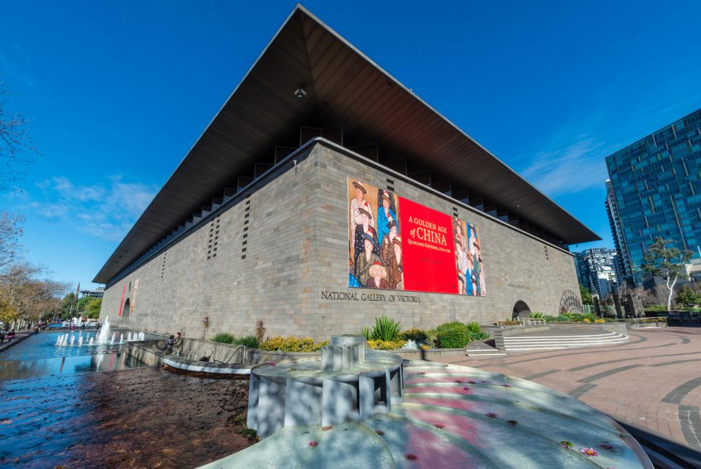 Galería Nacional de Victoria - Melbourne