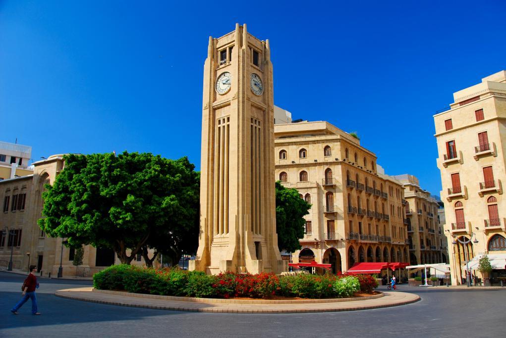 Torre del Reloj - Beirut