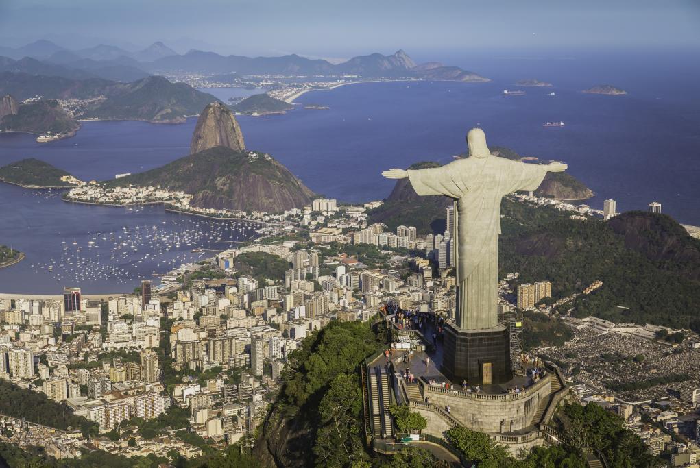 Cristo Redentro - Río de Janeiro - Copacabana - Río de Janeiro