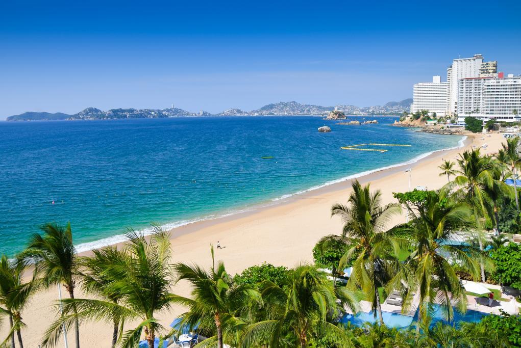 Playa Barra Vieja - Acapulco