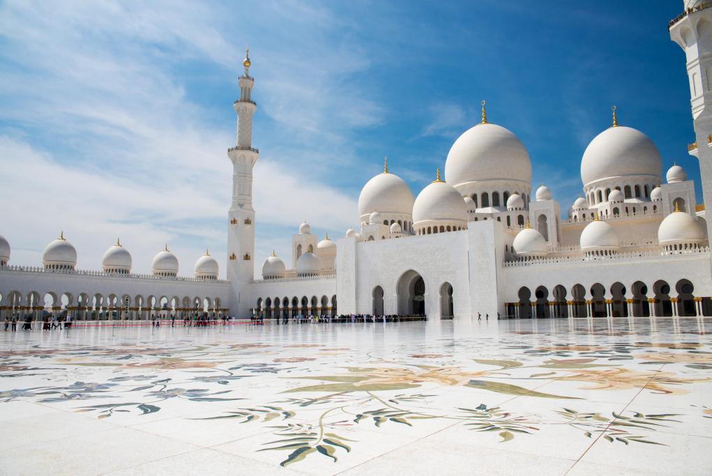 Mezquita Sheikh Zayed - Abu Dhabi