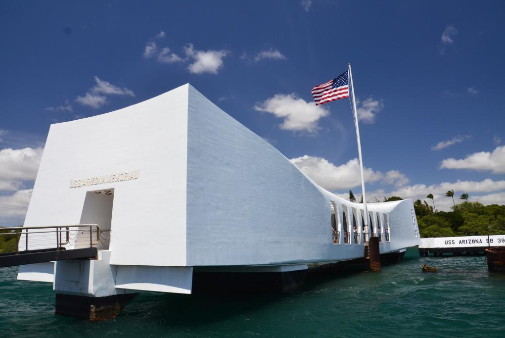 Uss Arizona Memorial - Honolulu