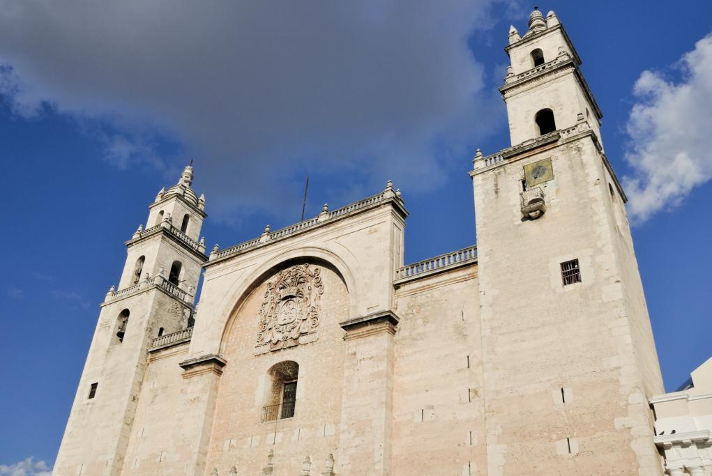 Catedral de Yucatán - Merida - Puerto Progreso