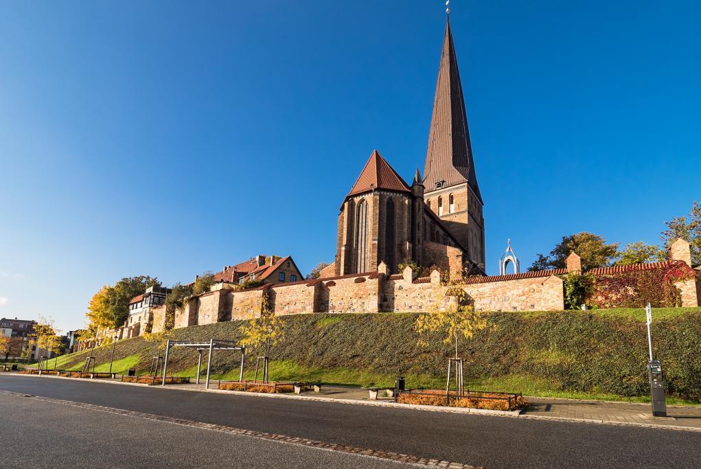 Iglesia de San Pedro - Rostock