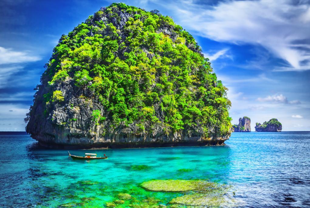 Tour por las 7 islas - Phuket