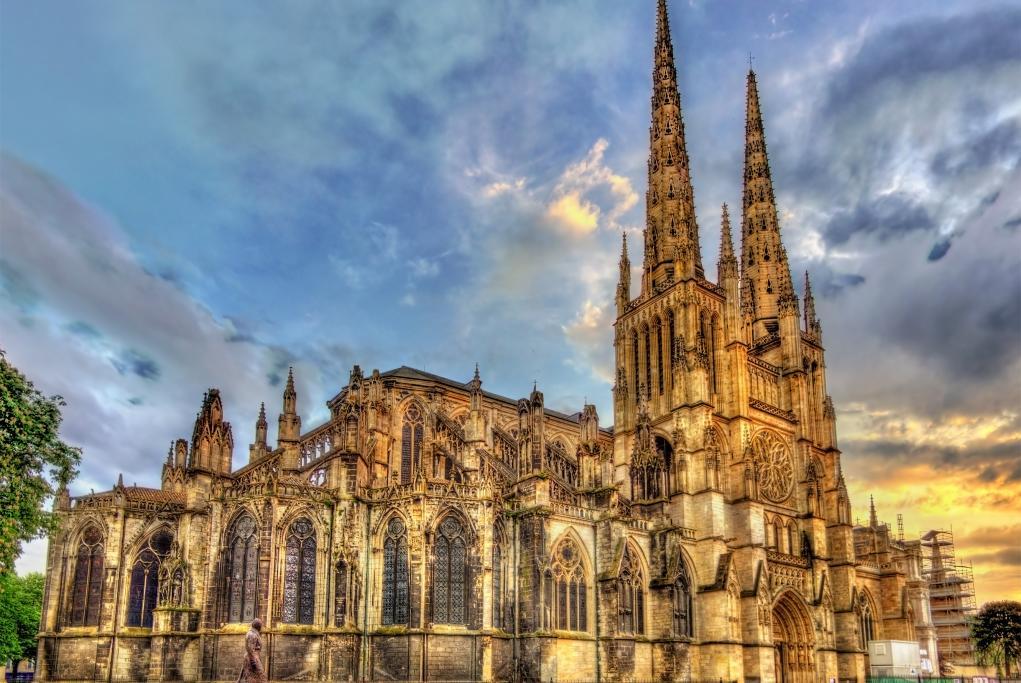 Catedral de Burdeos - Burdeos