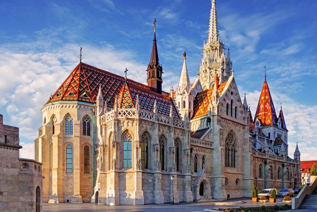 Iglesia de Matías - Budapest