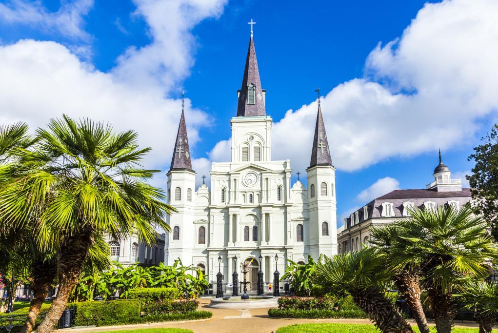 Jackson Square - Nueva Orleans
