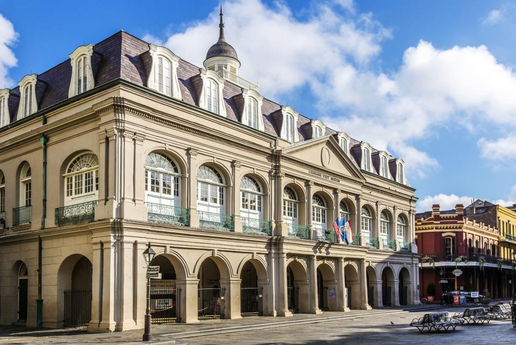Cabildo Museo Estatal de Luisiana - Nueva Orleans
