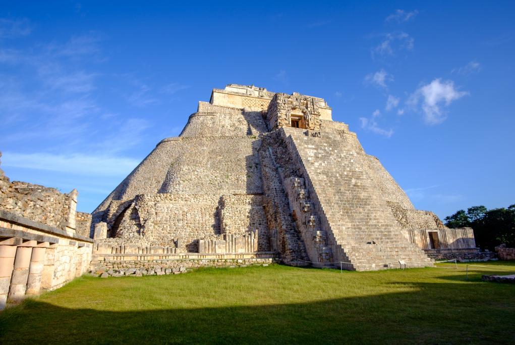 Ruinas Uxmal - Merida - Puerto Progreso
