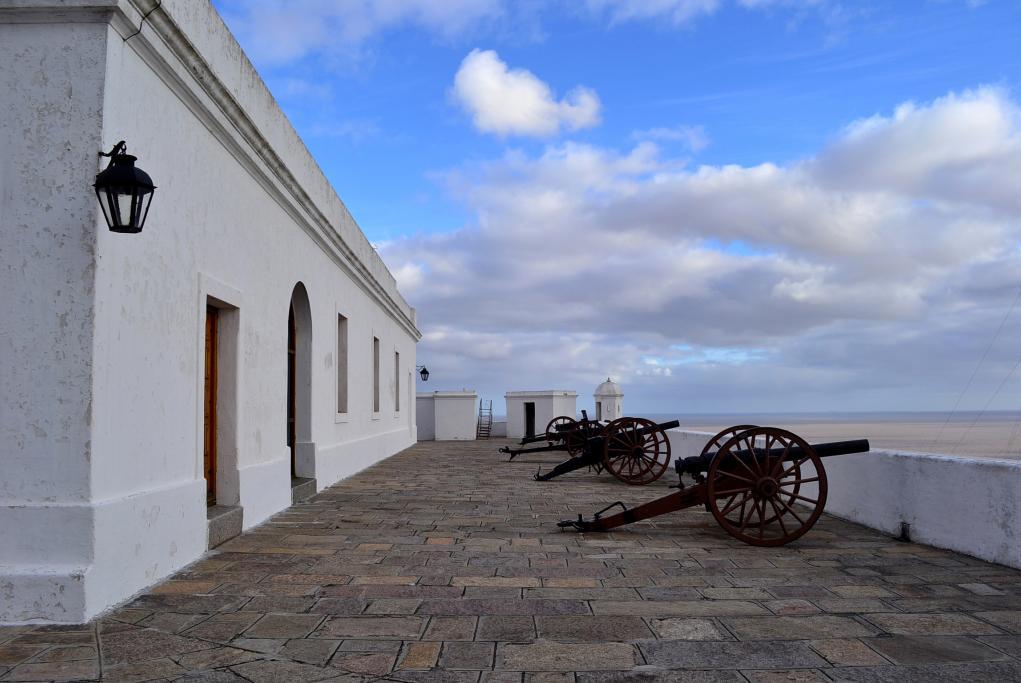 Fortaleza General Artigas o Fortaleza del Cerro - Montevideo