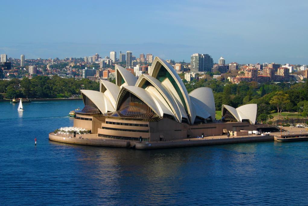 Ópera de Sydney - Sydney