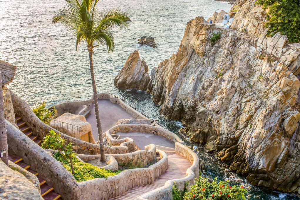 La Quebrada - Acapulco