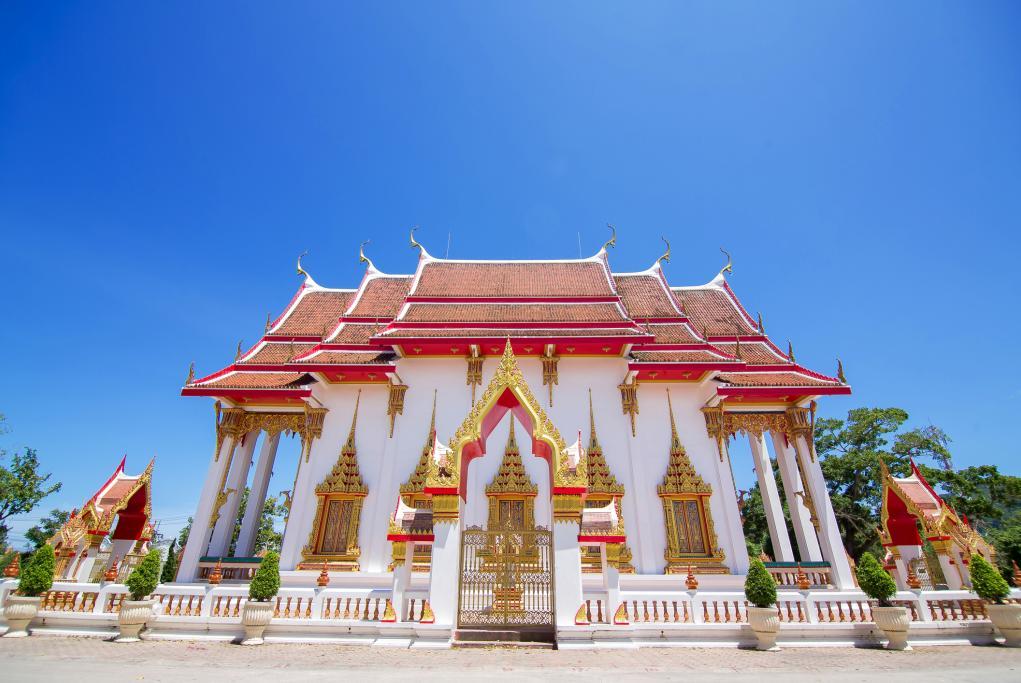 Templo Wat Chalong - Phuket
