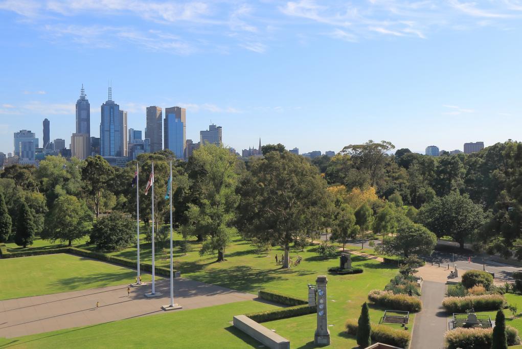 Jardínes Botánicos Reales de Melbourne - Melbourne