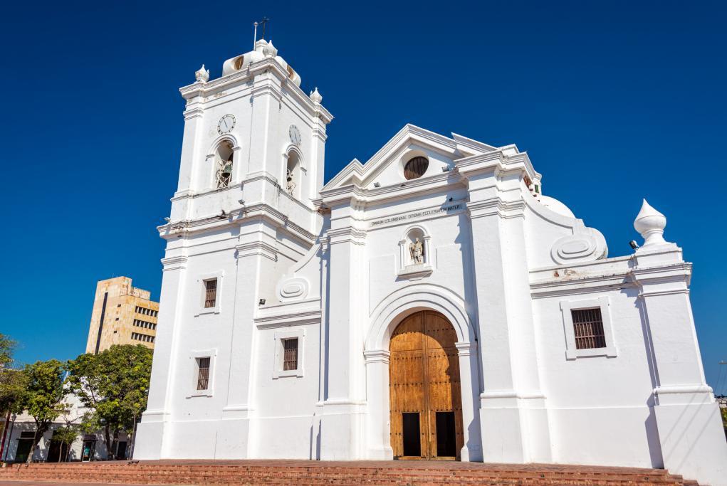 Catedral de Santa Marta - Santa Marta