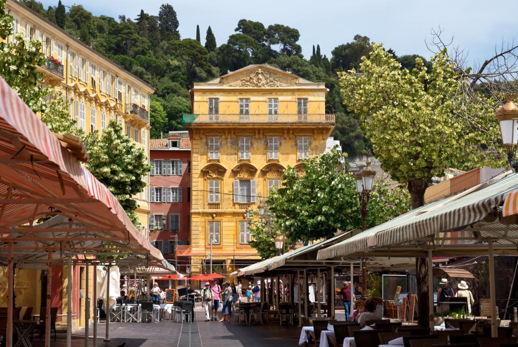 Ciudad Vieja - Niza