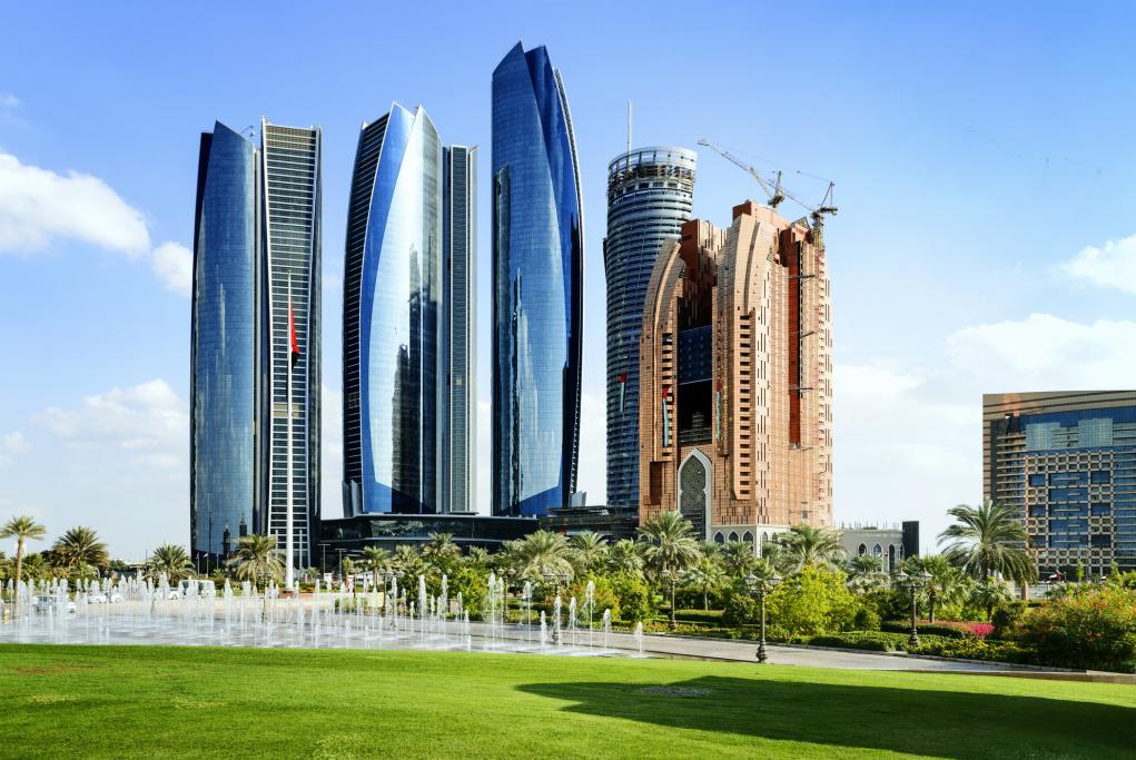 Torres Etihad - Abu Dhabi