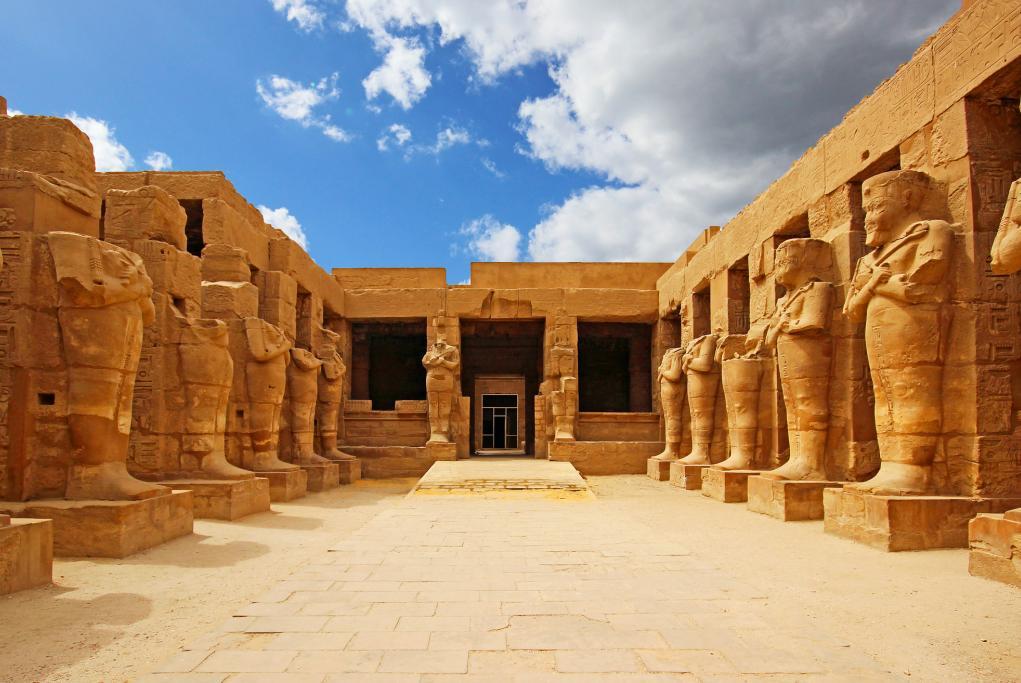 Templo de Karnak - Luxor