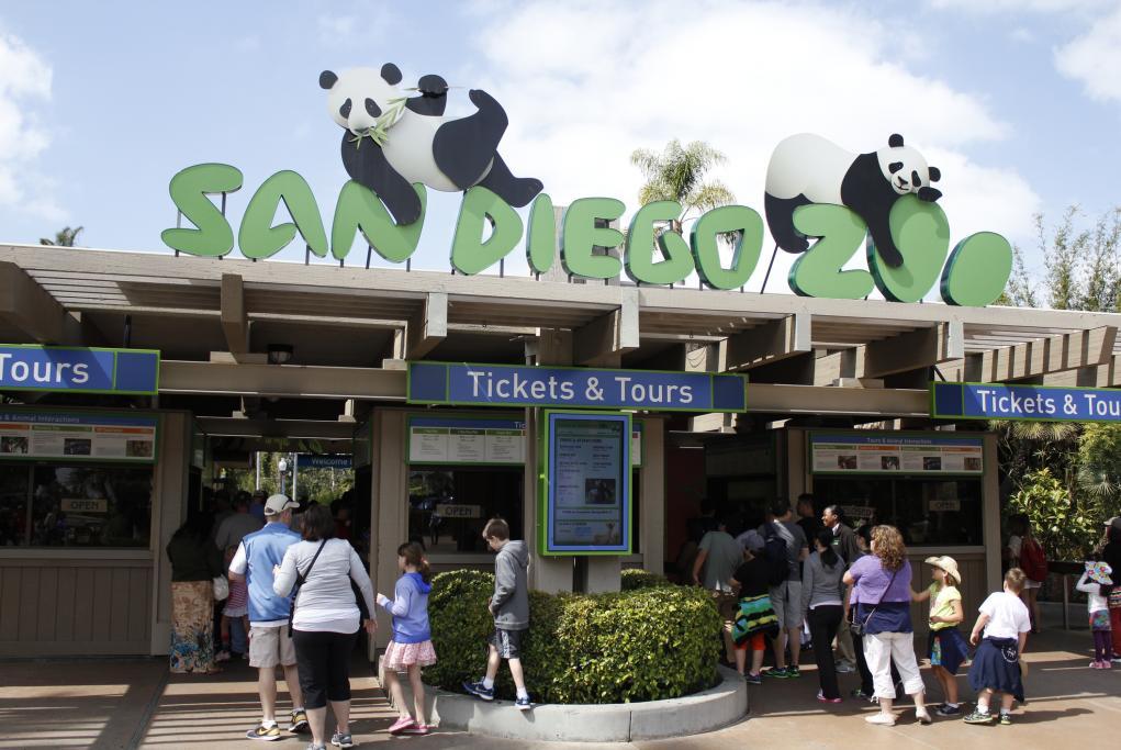 Zoo de San Diego - San Diego