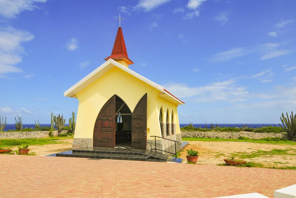 Capilla Alto Vista - Oranjestad