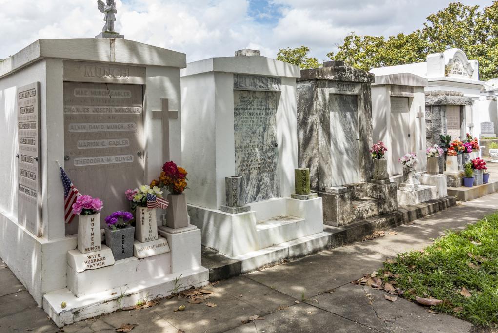 Lafayette Cementery - Nueva Orleans