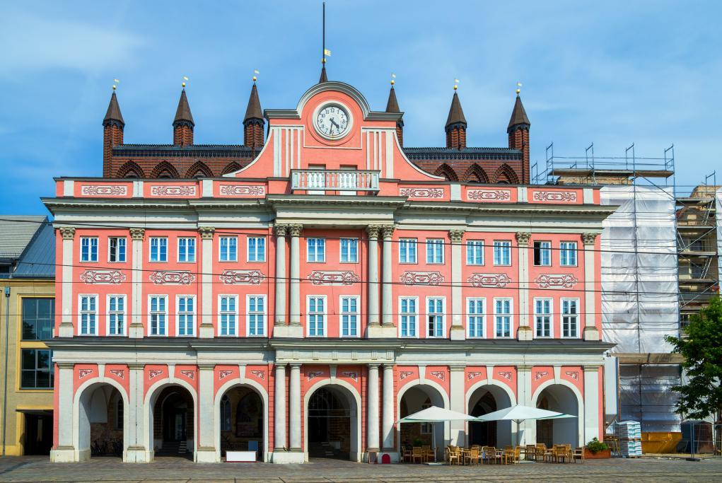 Ayuntamiento - Rostock