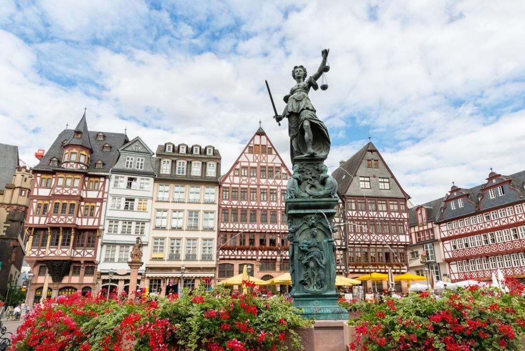 Plaza Römerberg - Frankfurt