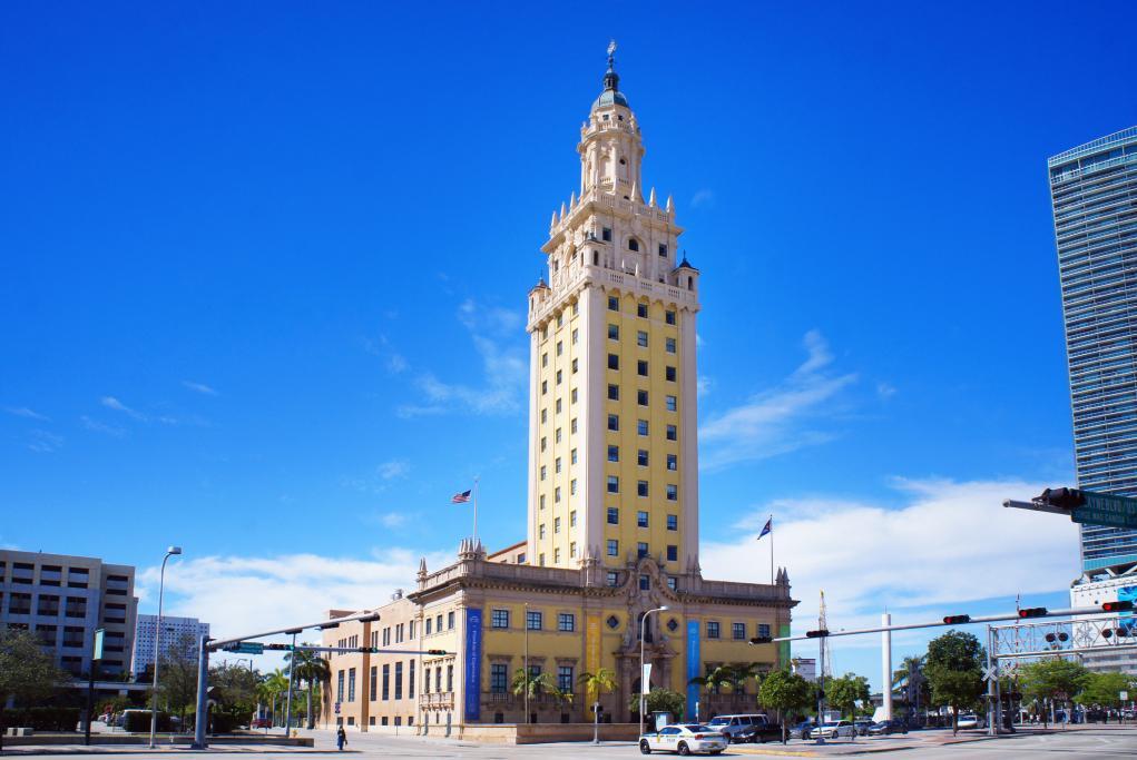 Torre de la Libertad - Miami