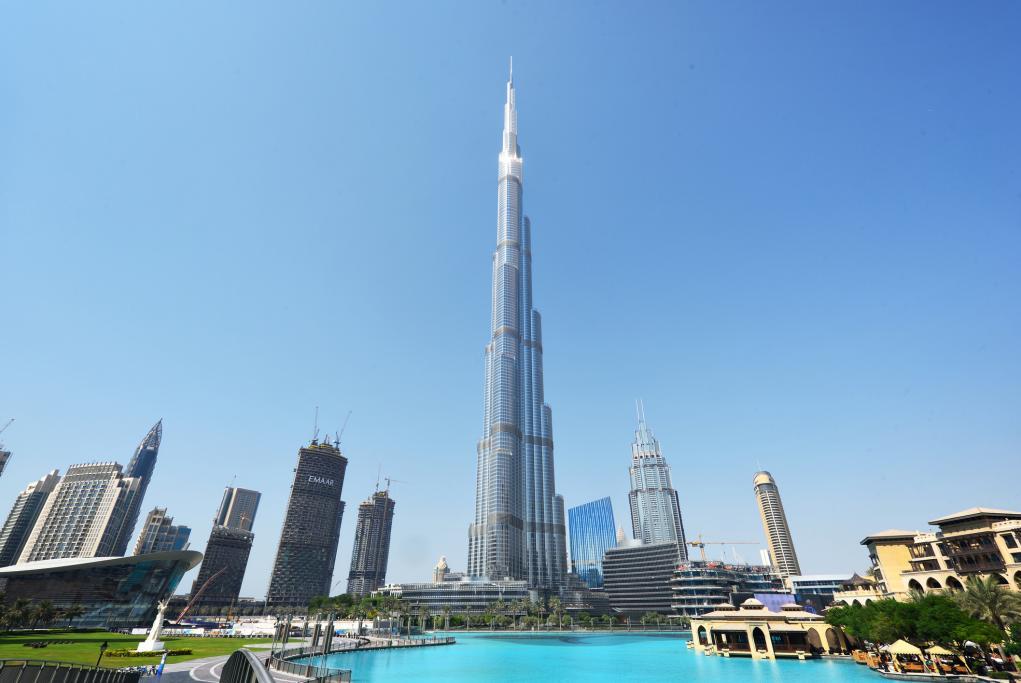 Edificio Burj Khalifa - Dubai