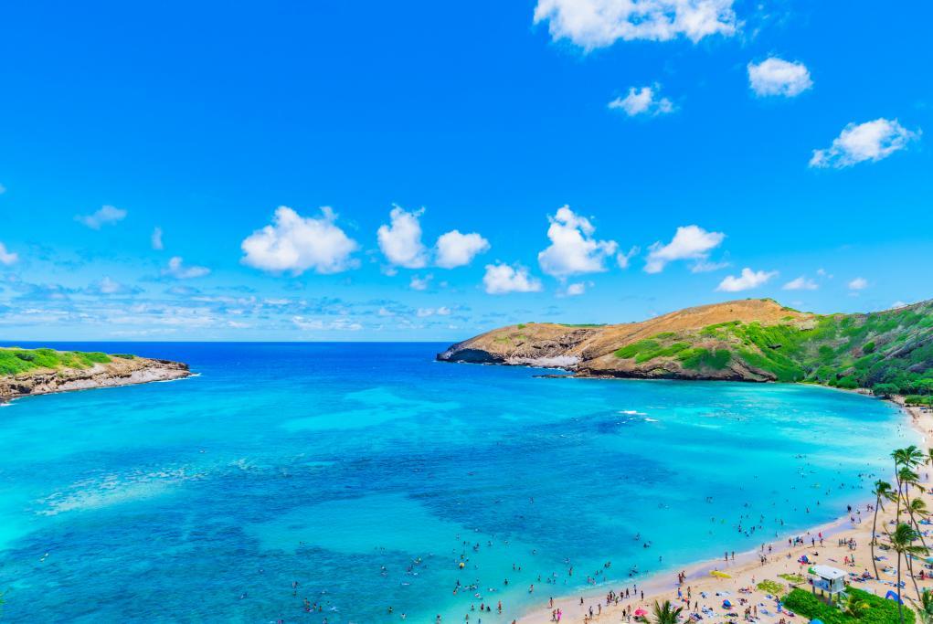 Bahía de Hanauma - Honolulu
