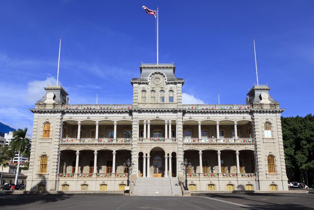 Palacio 'lolani - Honolulu