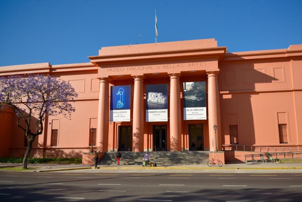 Museo Nacional de Bellas Artes - Buenos Aires