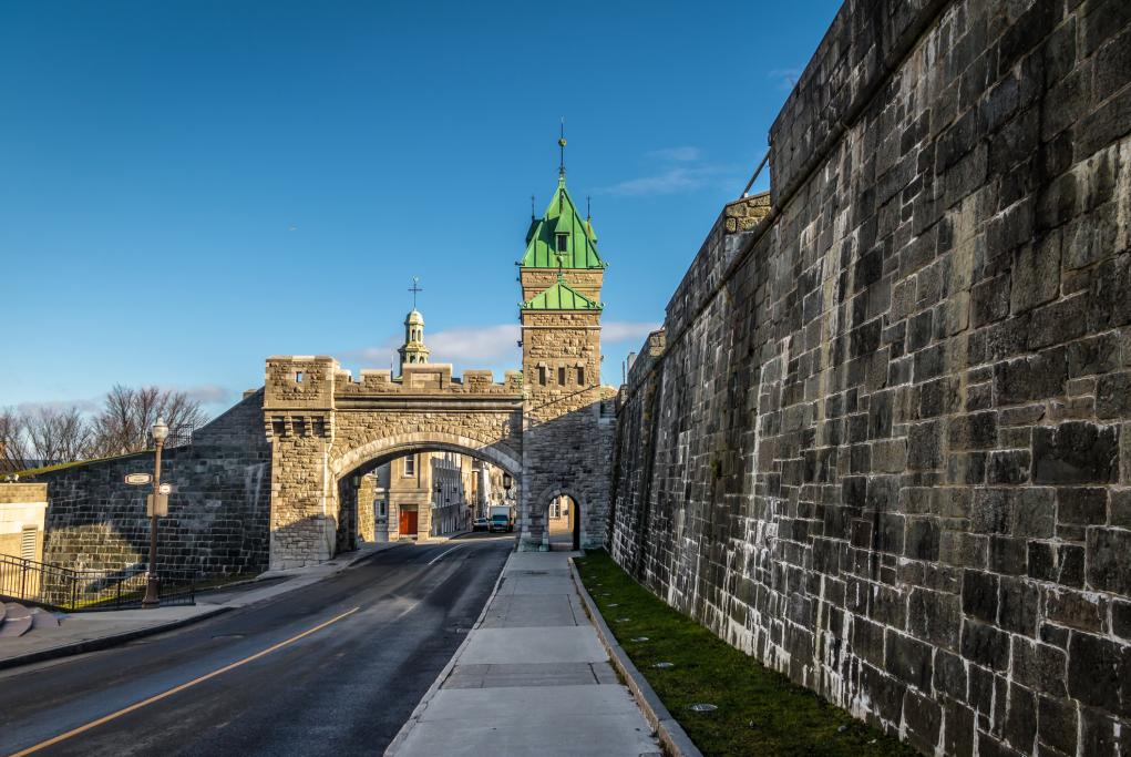 Puerta Saint Louis - Quebec City