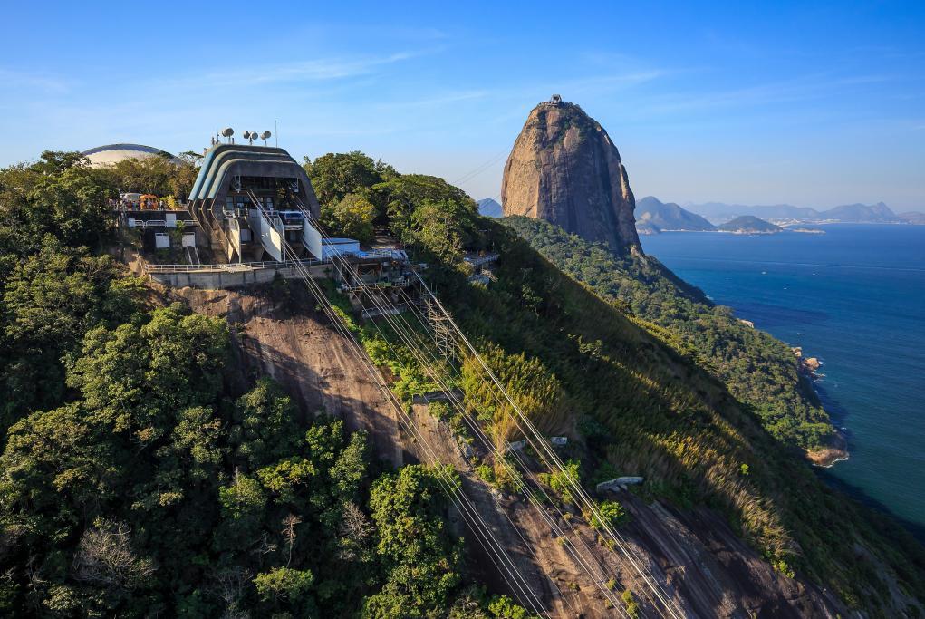 Tour por Pan de Azúcar - Copacabana - Río de Janeiro