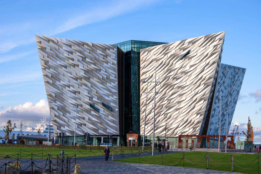 Museo del Titanic - Belfast