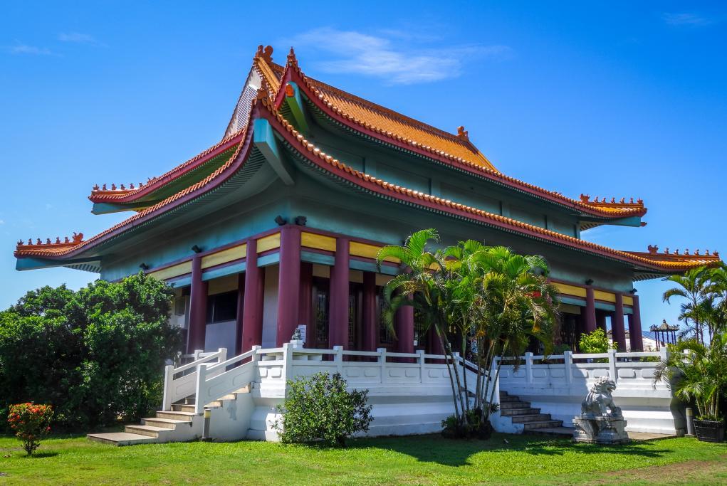 Templo chino - Papeete
