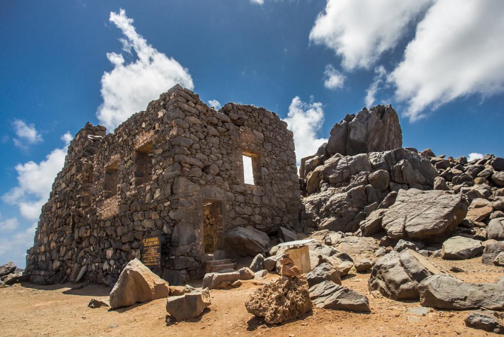Minas de Oro - Oranjestad