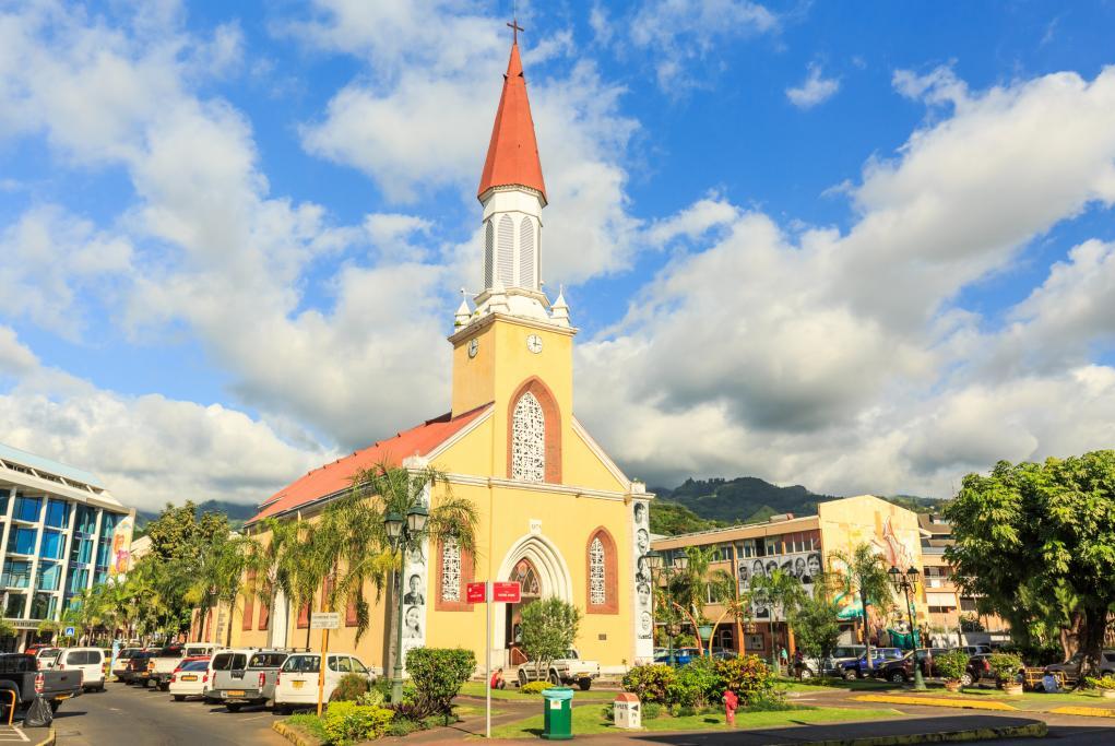 Catedral de Nuestra Señora - Papeete