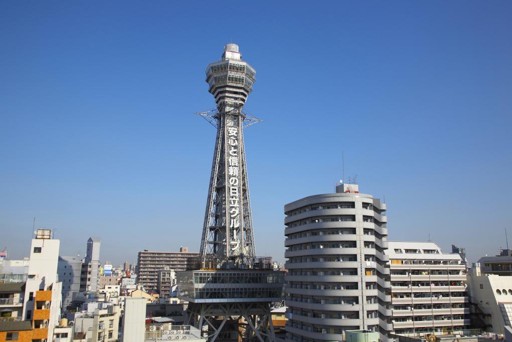 Torre Tsutenkaku - Osaka