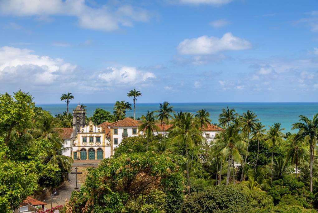 Convento e iglesia de San Antonio - Recife