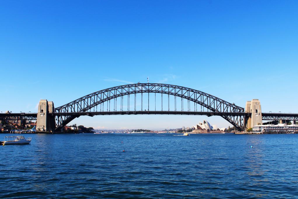 Puente de la bahía de Sydney - Sydney