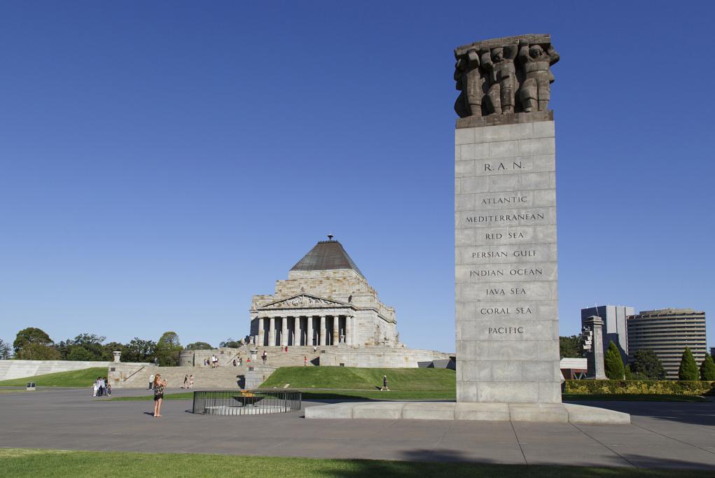 Santuario del Recuerdo - Melbourne