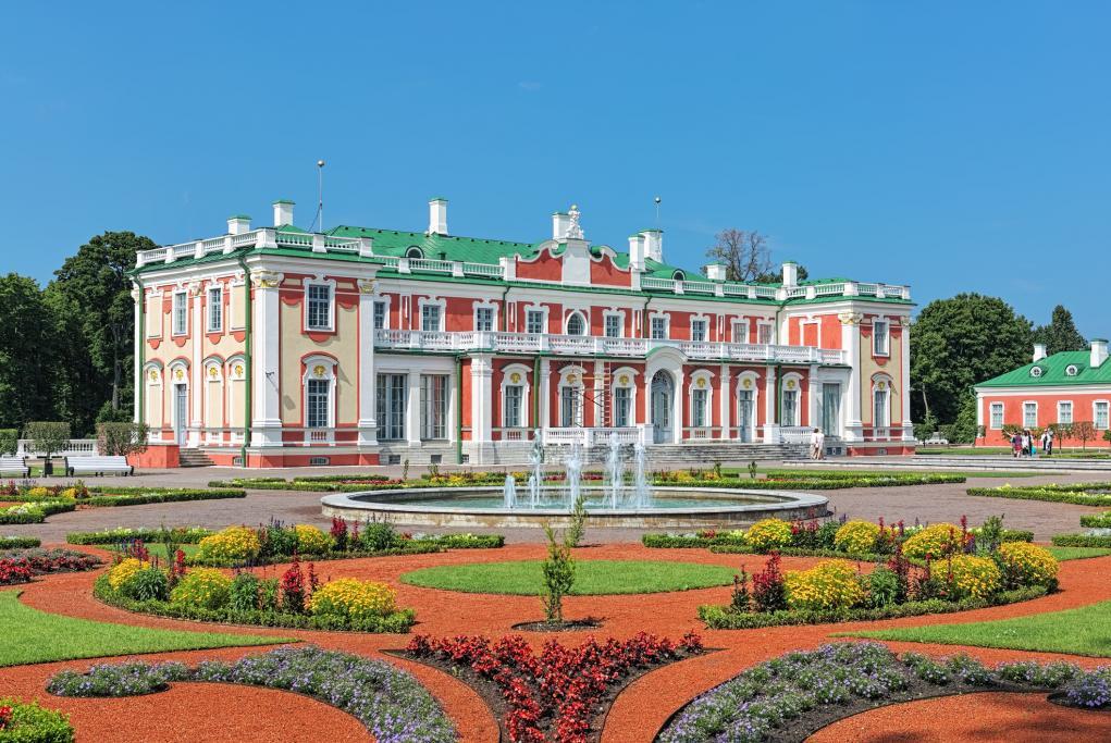 Palacio Kadriorg - Tallin