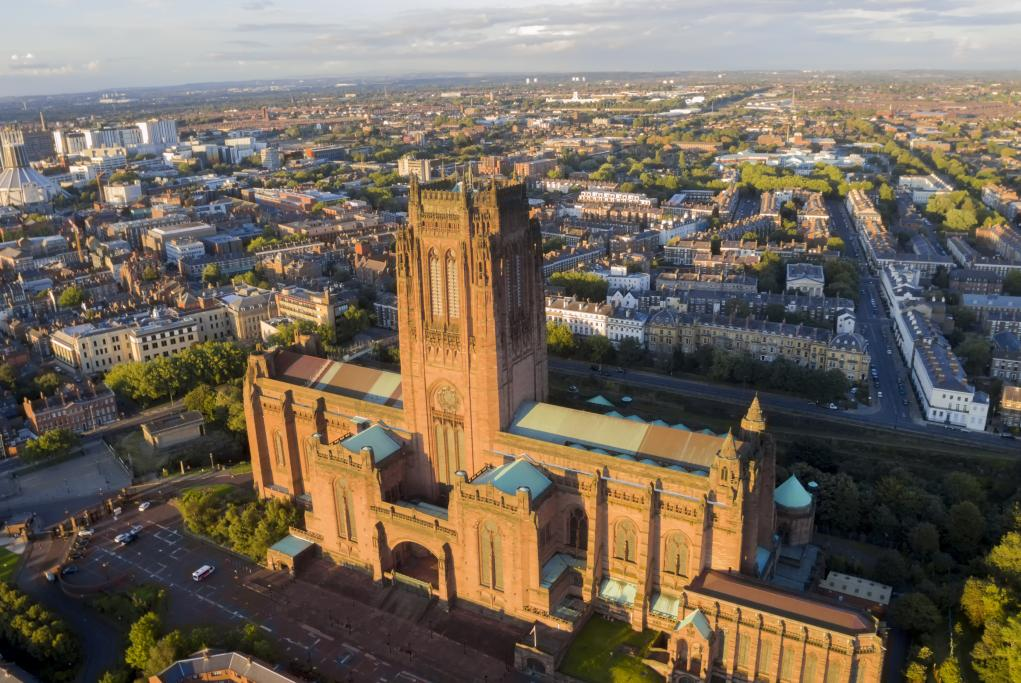 Catedral Anglicana - Liverpool