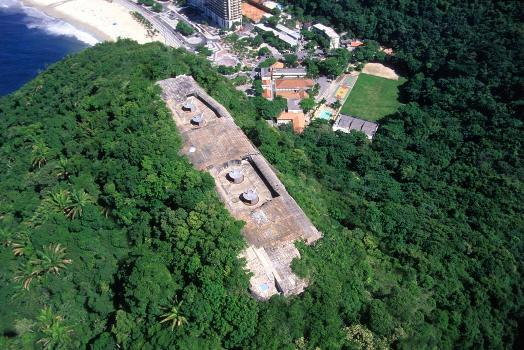Fuerte Duque de Caxias/Forte do Leme - Copacabana - Río de Janeiro