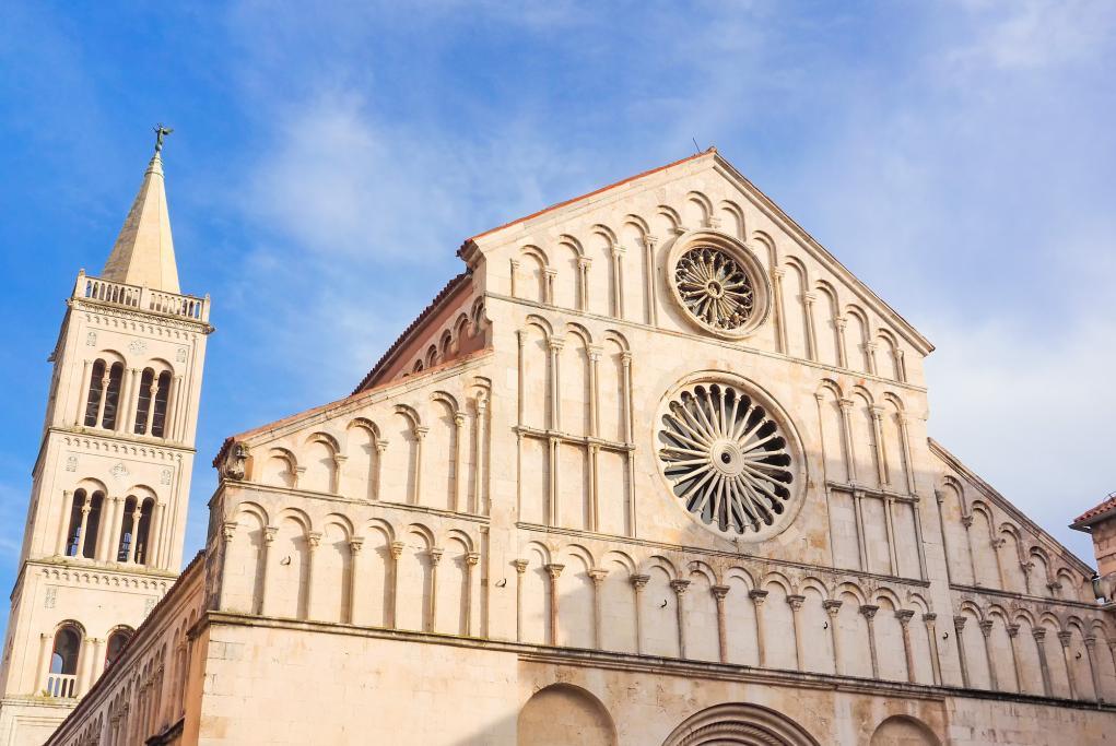 Catedral de Santa Anastasia - Zadar